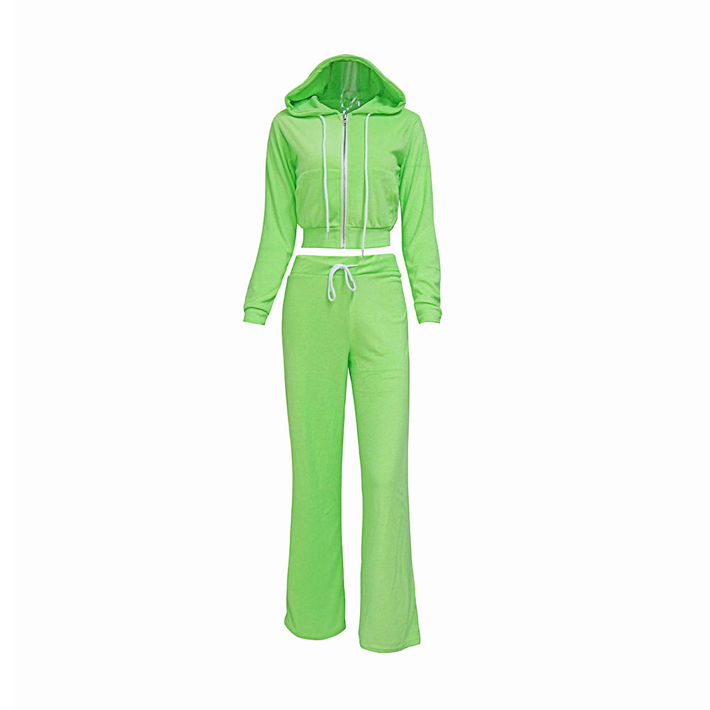 (SAMPLE SALE) 5 Color Terry Tracksuit