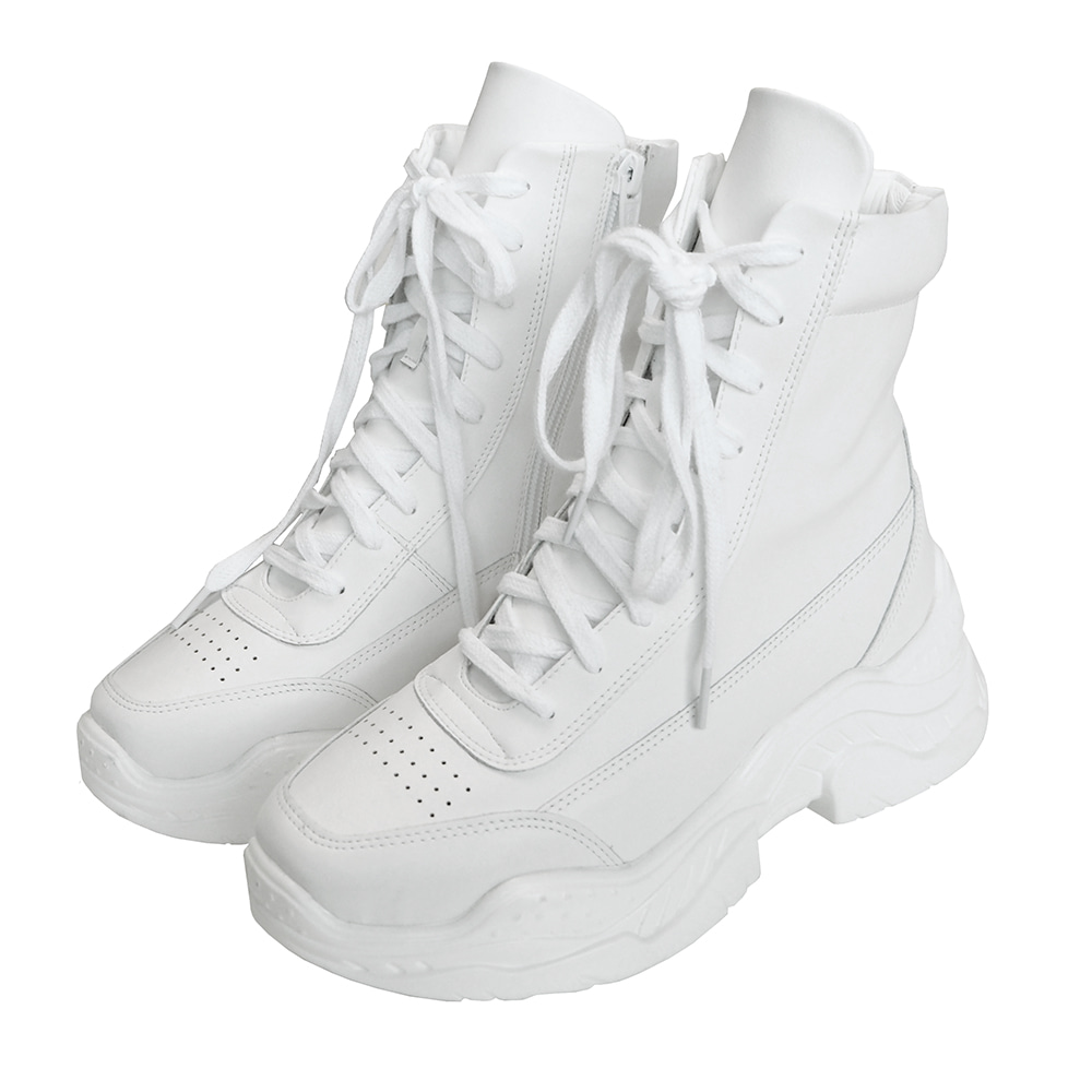 Ugly High Top Sneakers