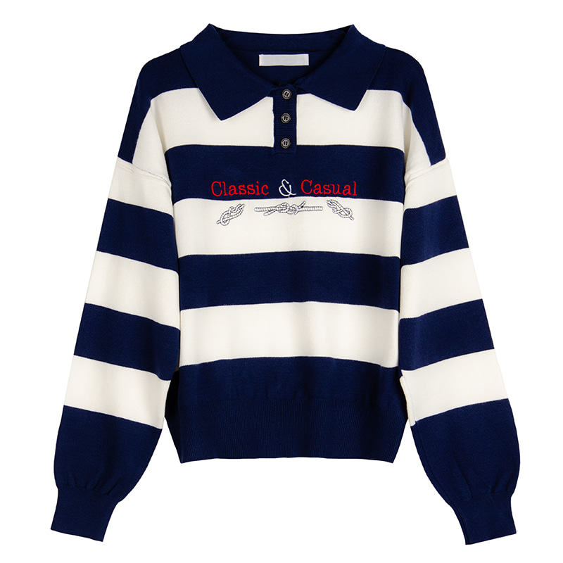 Rugby Sweater (Can be shipped the same day)
