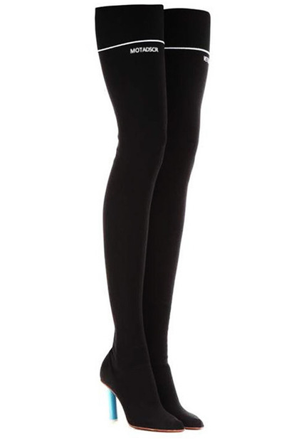 Over Knee Sock Long Boots