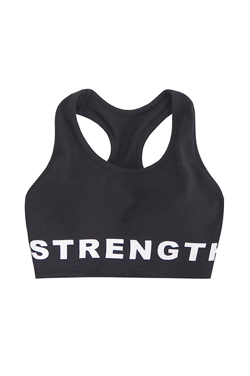 STRENGTH Crop Top