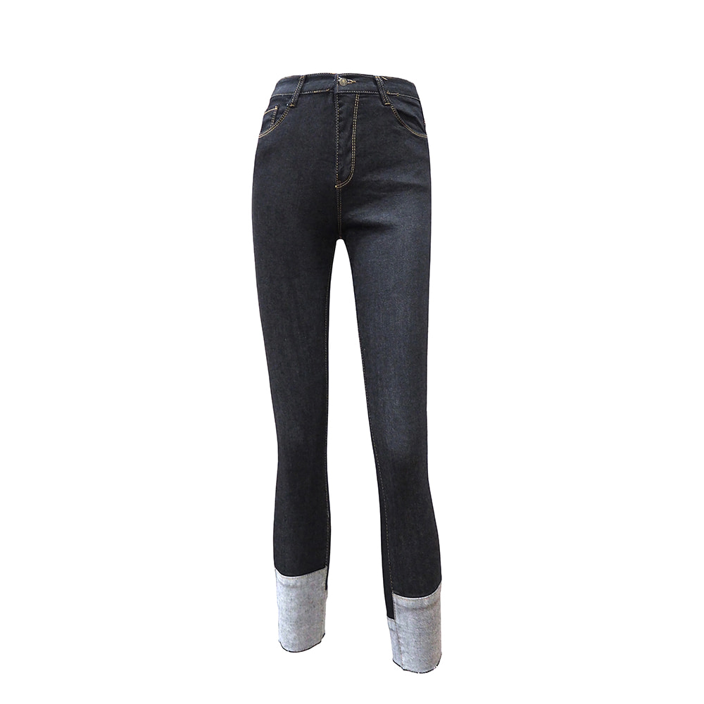 Cropped Coating Jean
