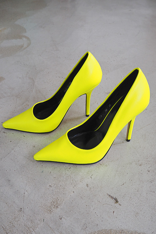 Pointy Toe Stiletto